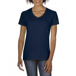 giL4100V - Tricou adult dama Gildan Premium Cotton [Navy]