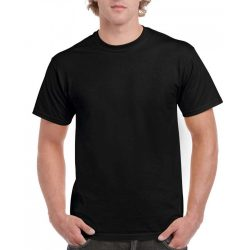 gih000 - Tricou adult unisex Gildan Hammer [Black]