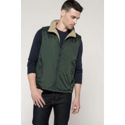 ka679fo/be - Vesta unisex Kariban RECORD [Forest Green/Beige]