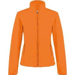 ka907 - Jacheta micro fleece de dama Kariban MAUREEN [Orange]