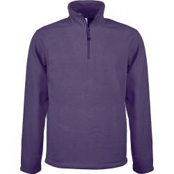 ka912 - Hanorac micro fleece unisex Kariban ENZO [Purple]