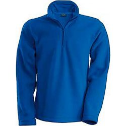 ka912 - Hanorac micro fleece unisex Kariban ENZO [Royal Blue]