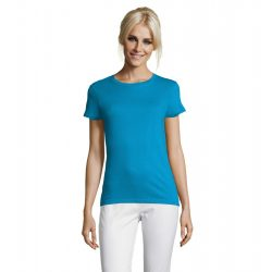 so01825 - Tricou adult dama Sol's Regent [Aqua]