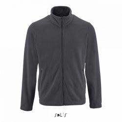 so02093 - Jacheta fleece de barbat Sol's NORMAN [Charcoal Grey]