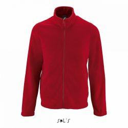 so02093 - Jacheta fleece de barbat Sol's NORMAN [Red]