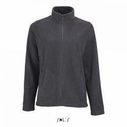 so02094 - Jacheta fleece de dama Sol's NORMAN [Charcoal Grey]