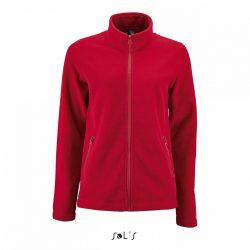 so02094 - Jacheta fleece de dama Sol's NORMAN [Red]