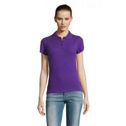 so11338 - Tricou polo adult dama Sol's Passion [Dark Purple]