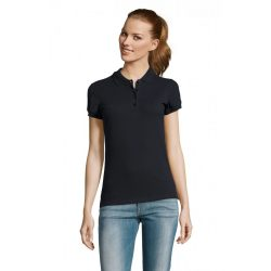 so11338 - Tricou polo adult dama Sol's Passion [Navy]