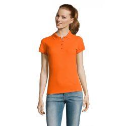 so11338 - Tricou polo adult dama Sol's Passion [Orange]