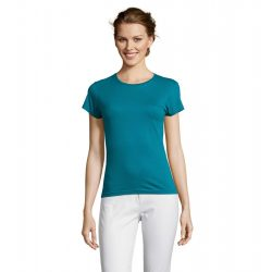 so11386 - Tricou adult dama Sol's [Duck Blue]
