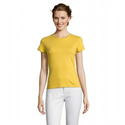 so11386 - Tricou adult dama Sol's [Honey]