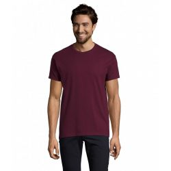 so11500 - Tricou adult barbat Sol's Imperial [Burgundy]