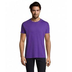 so11500 - Tricou adult barbat Sol's Imperial [Dark Purple]