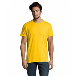 so11500 - Tricou adult barbat Sol's Imperial [Gold]