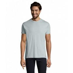 so11500 - Tricou adult barbat Sol's Imperial [Ice Blue]