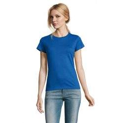 so11502 - Tricou adult dama Sol's Imperial [Royal Blue]